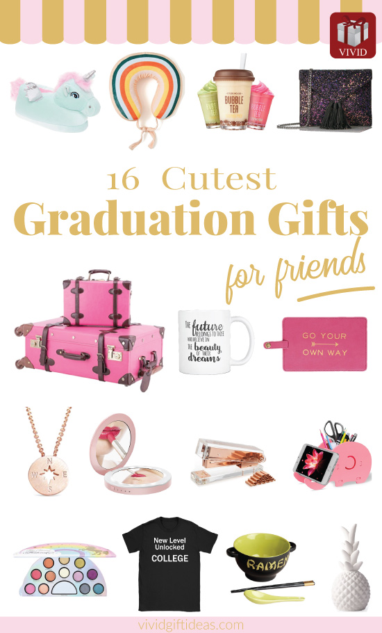 High School Graduation Gifts for Friends