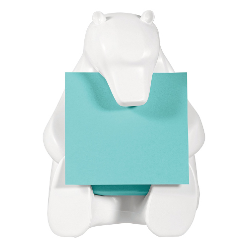 Polar Bear Note Dispenser