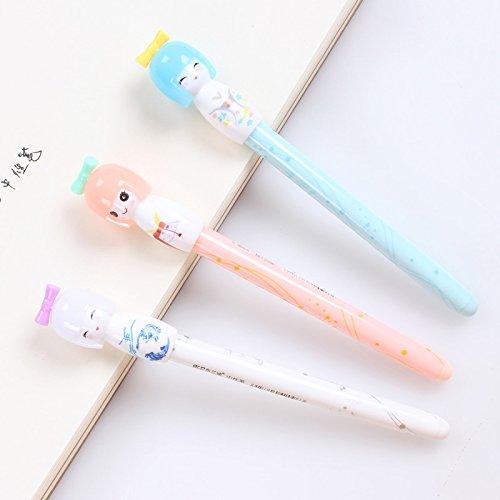 Japanese Doll Pens