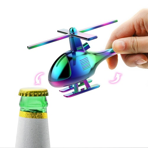 Helicopter Bottle Opener