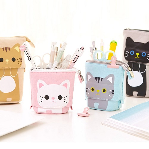Kitty Stand Pencil Holder