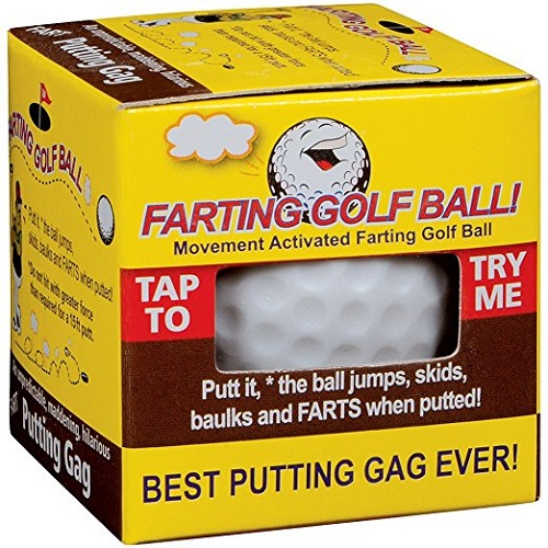 Farting Golf Ball