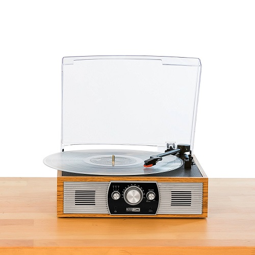Altec Lansing Belt-Drive Stereo Turntable
