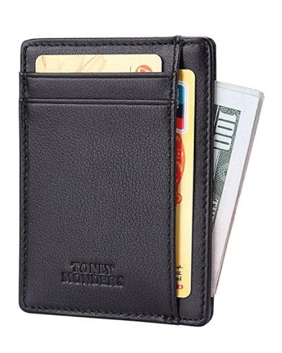 Tonly Monders Minimalist Card Holder