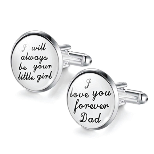 Dad Sentiment Cufflinks