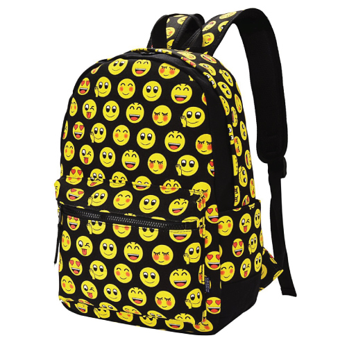 Emoji School Backpack