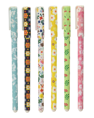 Artone Secret Garden Floral Gel Ink Pens