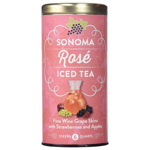 The Republic Of Tea Sonoma Rose Iced Tea