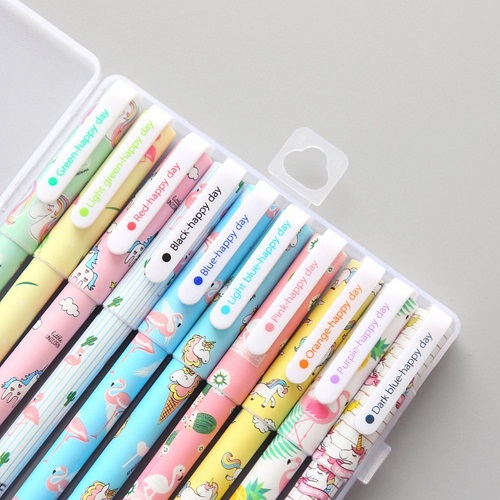 Unicorn Gel Pens Set
