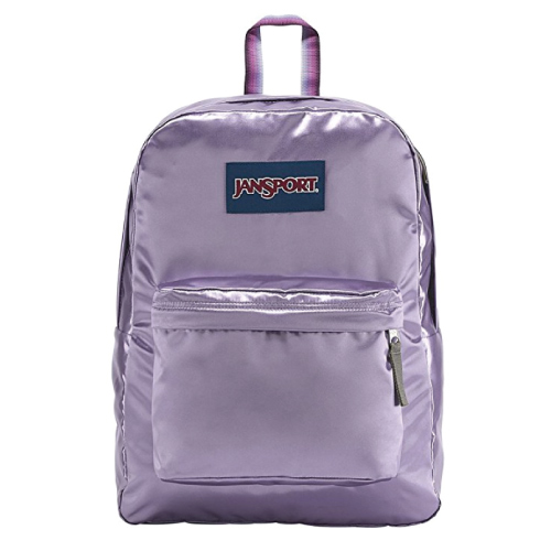 JanSport High Stakes Backpack in Satin Summer