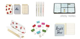 Kate Spade School Supplies