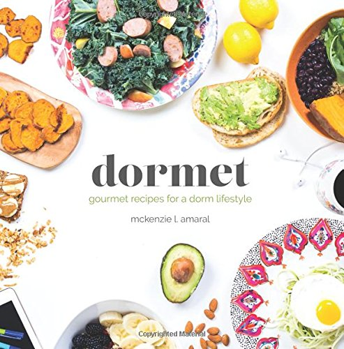 Dormet: Healthy recipes for the college cook | College Gifts for Guys