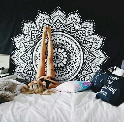 Mandala Tapestry | going-away-college-gifts-girls