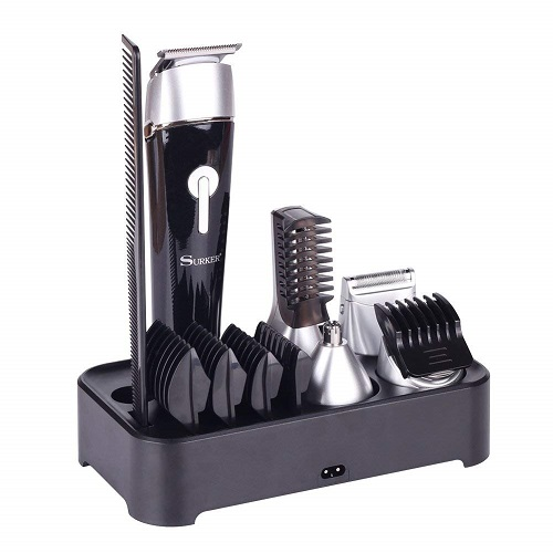 SURKER 5 in 1 Hair Grooming Kit
