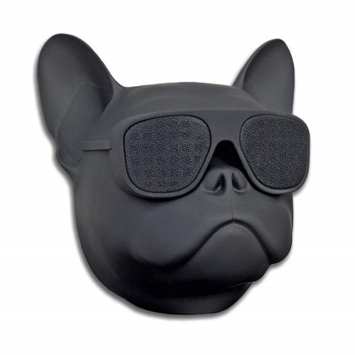 Bulldog Head Bluetooth Speaker