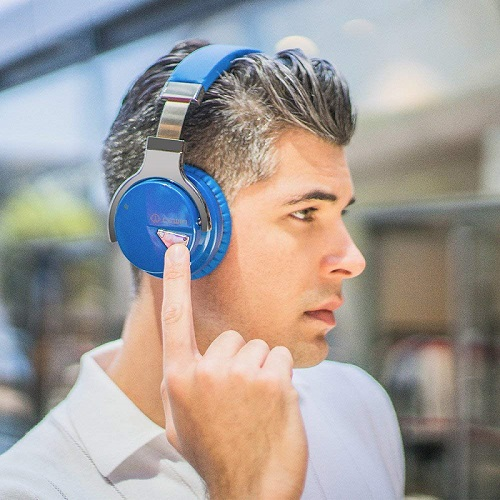 COWIN E7 Bluetooth Wireless Headphones | College Gifts for Guys