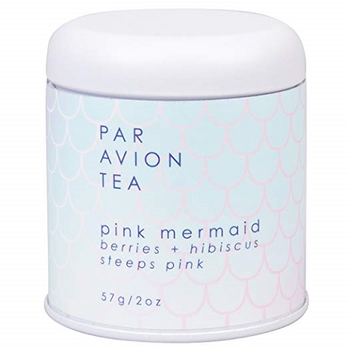 Pink Mermaid Tea | going-away-college-gifts-girls