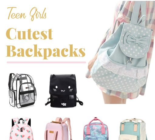 Back to school backpacks for teens