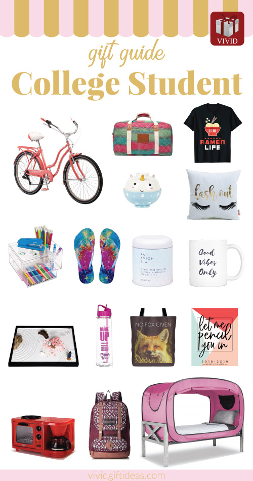 college gifts 2018