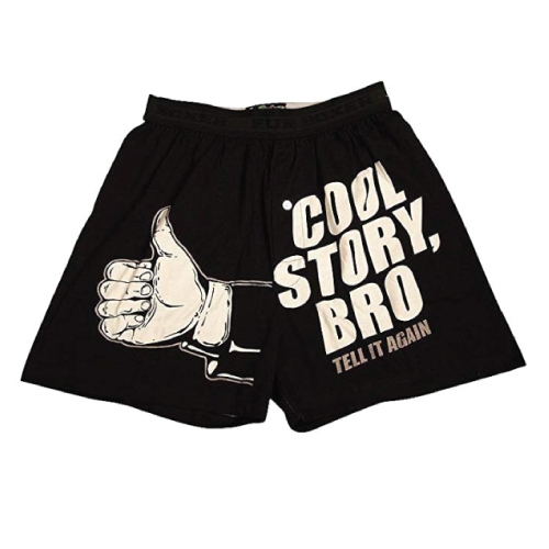 Fun Boxer Shorts | College Gifts for Guys