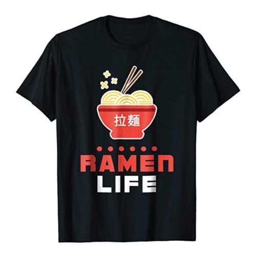 Ramen Life T Shirt