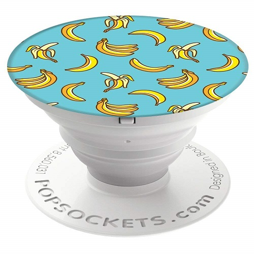 Banana Pattern PopSockets