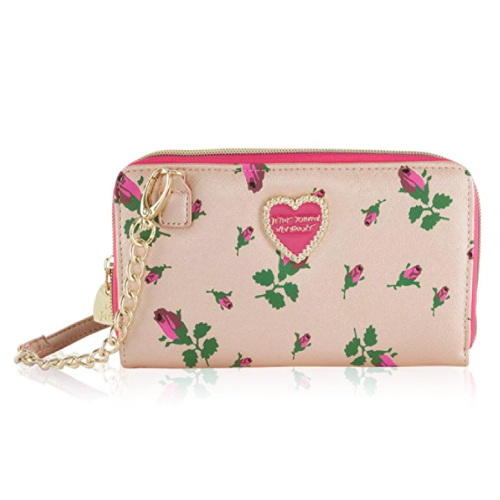 Betsey Johnson Wallet On A String Bag