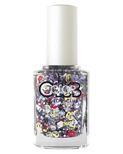 Holographic Glitter Nail Lacquer