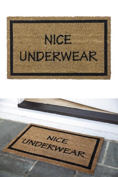 Sassy Doormat