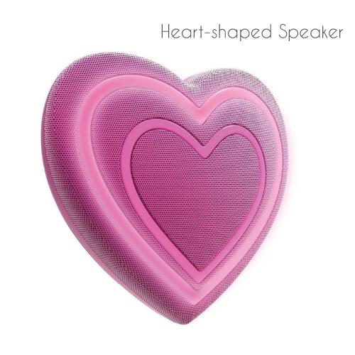 Heart Wireless Bluetooth Speaker