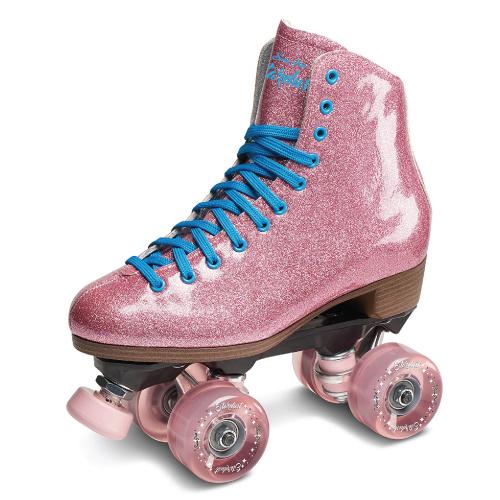 Pink Glitter Skate