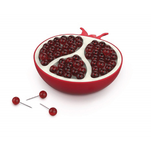 Pomegranate Push Pin