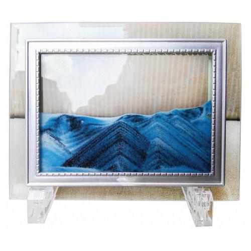Deep Sea Sandscapes in Motion Desktop Decor Toy