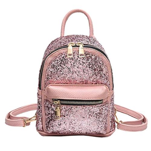 Sequin Mini Backpack