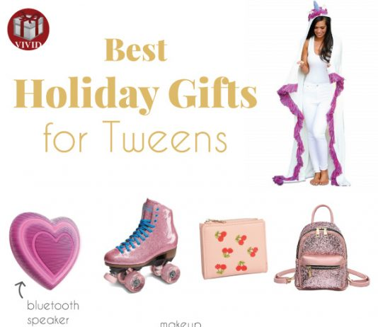 Cute Christmas Gifts for Tweens (2018)
