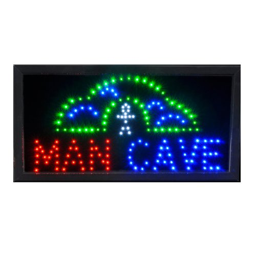 Rhode Island Novelty Man Cave Neon Sign