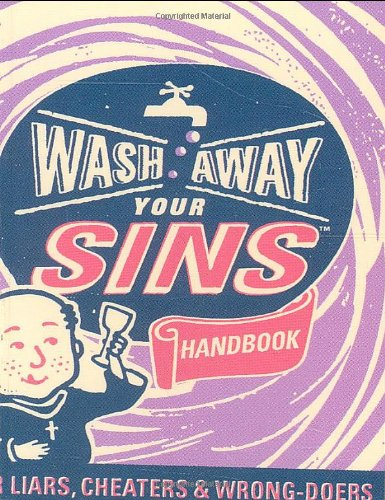 Wash Away Your Sins Soap