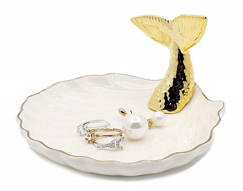 Marmaid Tail Jewelry Dish