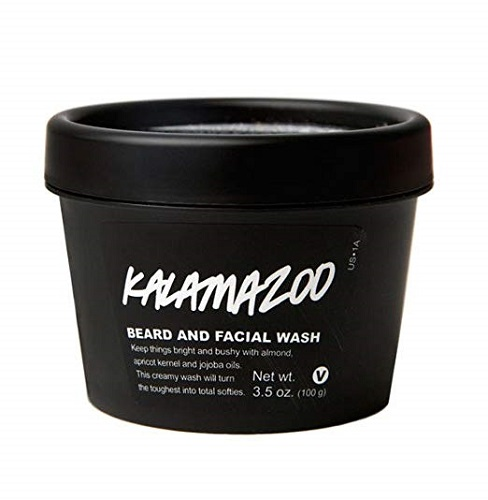 Lush Kalamazoo Beard and Facial Wash