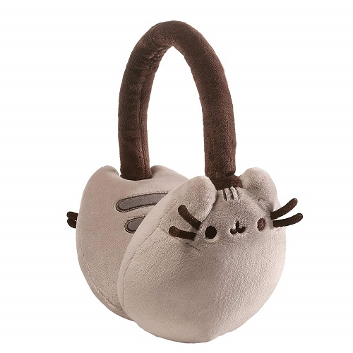 GUND Pusheen Plush Earmuffs