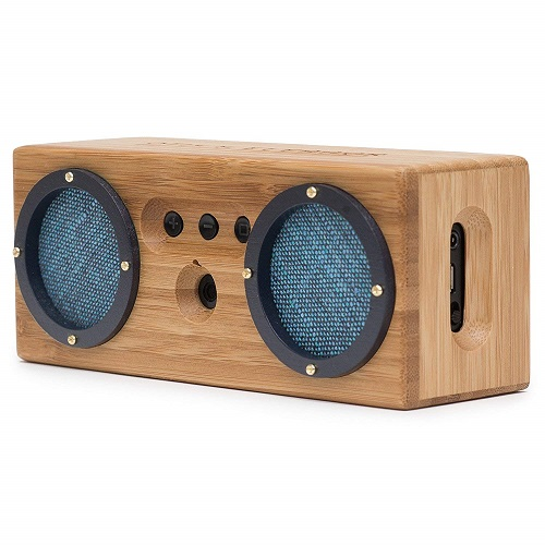 Bongo Wood Bluetooth Speakers