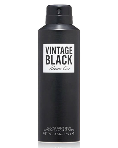 Kenneth Cole Vintage Black Body Spray