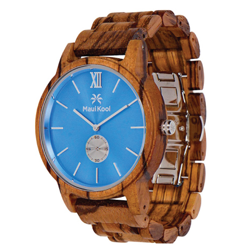 Maui Kool Kaanapali Collection Wooden Watch