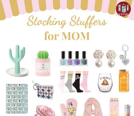 stocking stuffers for mom