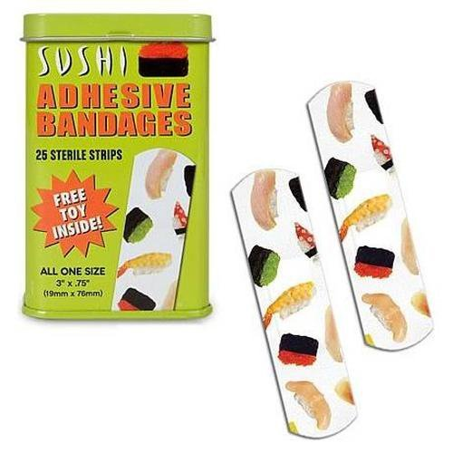 Sushi Bandaid Bandages