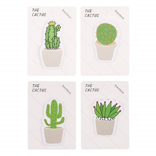 GTHER Cactus Notepad