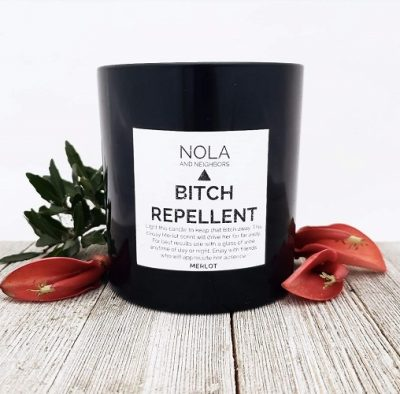 Bitch Repellent Candle