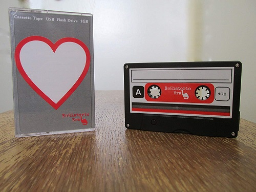 Cassette Tape USB Flash Drive