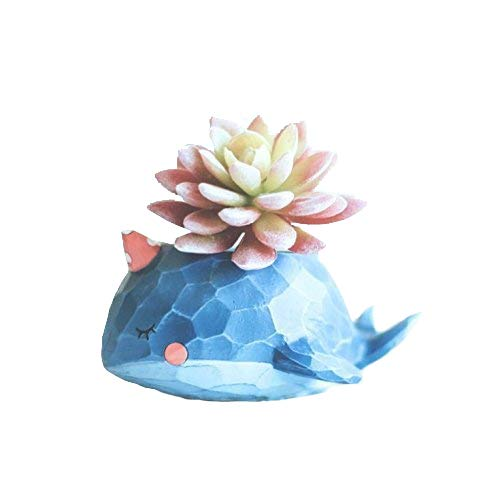 narwhal-lover-gifts Succulent Planter Pot