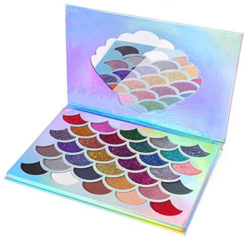 The Original Mermaid Glitter Eyeshadow Palette